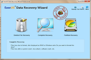 easeUS data recovery software serial keys